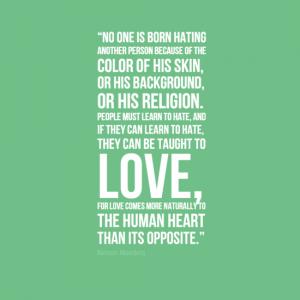 Nelson Mandela - Love