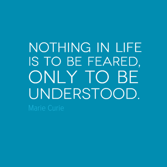 Marie Curie Science Quotes Quotesgram
