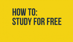 How To Study for Free