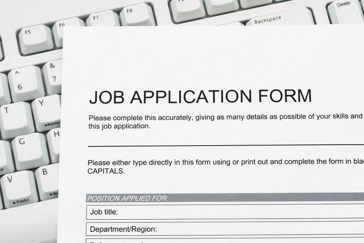 Help! How many times should I submit a job application?