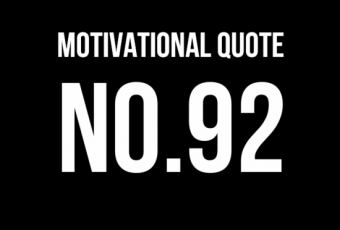 Motivatonal Quote No92