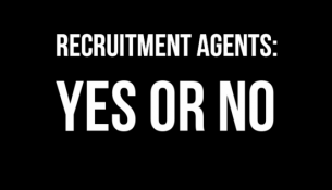 Recruitment Agents: Yes or No