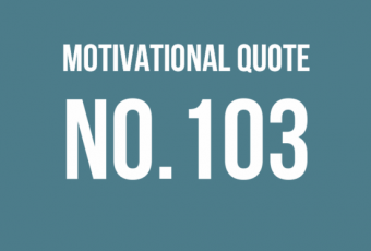 Motivational Quote No 103