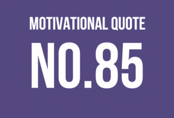 Motivational Quote No.85