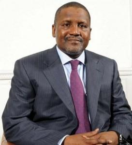 Aliko Dangote - The richest man in Africa