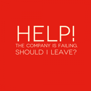 Help Should I Leave