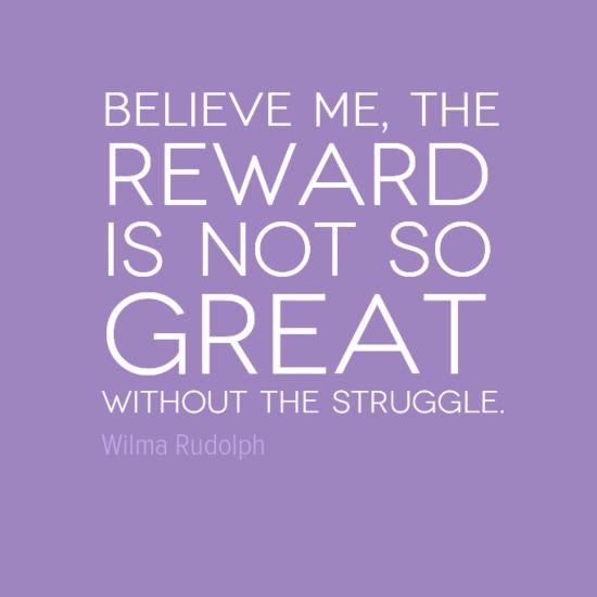 Wima Rudolph Quote
