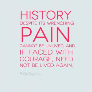 Maya Angelou - Pain