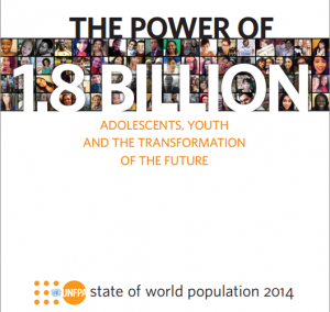 The Power of 1.8 Billion - Adolescents, Youth and the Transformation of the Future