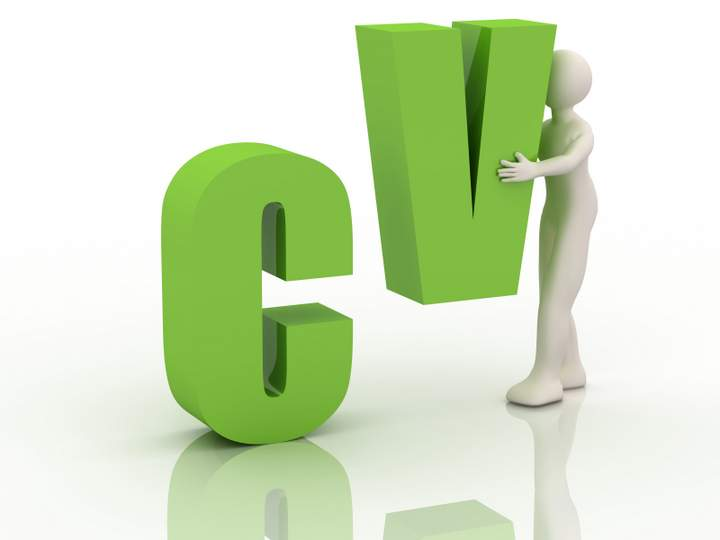 Time to refresh your CV