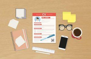 Basic CV Advice