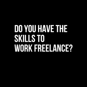 Do you have the skills to work freelance in Africa?