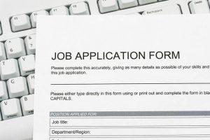 How long should it take to write a job application