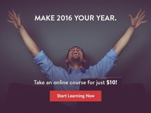Make 2016 Your Year