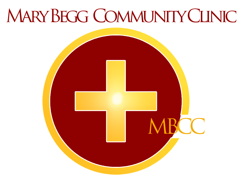 MaryBegg Community Clinic Logo