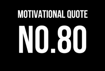 Motivational Quote No.80