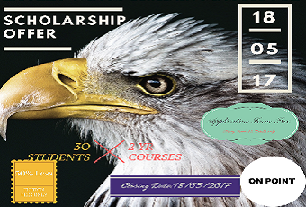 Scholarship Offer - Eagle Institute Zambia 1
