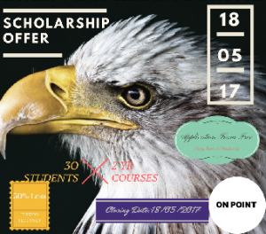 Scholarship Offer - Eagle Institute Zambia