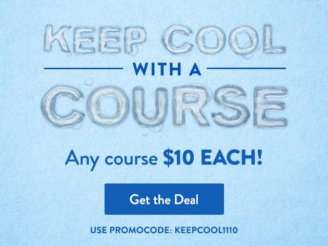 Udemy $10 offer