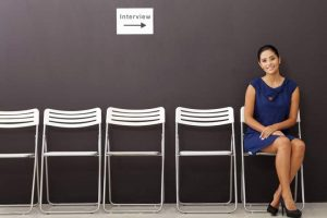 When does a job interview really begin?